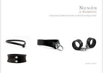 NoNon Katalog 1-2012 - Nonon de Florette