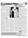 {apte luni s-a tot `ncercat - Suplimentul de Cultura - Page 7