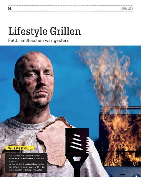 Lifestyle Grillen - Oberberg Blog