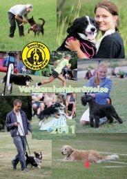 Verksamhetsberättelse 2011.indd - Sveriges Hundungdom