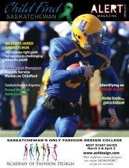 View Online - Child Find Saskatchewan