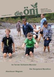 die önj - Österreichische Naturschutzjugend