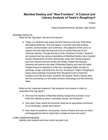 essay on manifest destiny related post of essay on manifest destiny