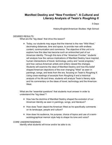 mark twain war prayer analysis
