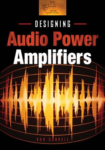 Designing Audio Power Amplifiers