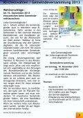 Gemeindebrief - in der evangelischen Johannisgemeinde Weinheim - Seite 7