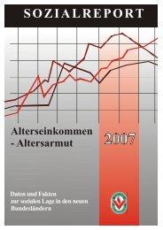 SOZIALREPORT - Volkssolidarität Bundesverband e.V.