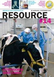 Nr. 14 - 6 december (1,25 mb) - Resource - Wageningen UR