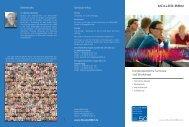 Download Flyer für kundenspezifische Seminare und Workshops