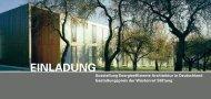einladung - Architektur Aktuell, Freising eV