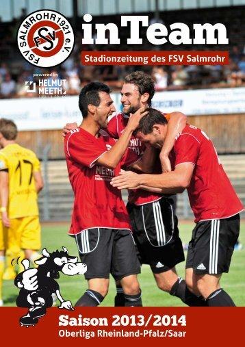 Ausgabe Oktober – November 2013 - FSV Salmrohr