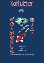 Download Gesamtkatalog 2013 - Koi-Garten Kersten