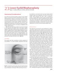 23 Lower Eyelid Blepharoplasty - Facial plastic surgeon in San Diego