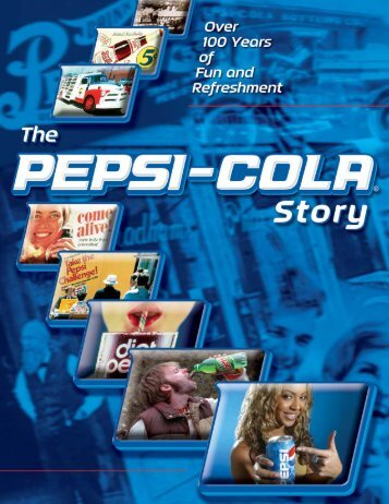 Pepsi Revised Story