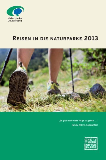REISEN IN DIE NATURPARKE 2013 - VDN