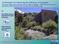 Technologies for Improving the Efficiency of Irrigation System ...