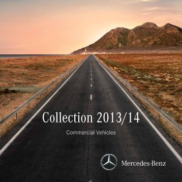 View the Commercial Vehicle Collection (PDF) - Mercedes-Benz