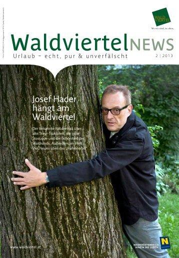 Waldviertel News 2/2013