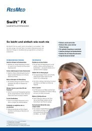 Swift™ FX - ResMed