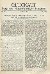 B erg - und H ü ttenm ä nnische Z eitschrift Nr. 13 26. März 1927 63 ...