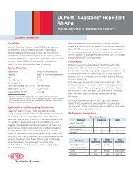DuPont™ Capstone® Repellent ST-500