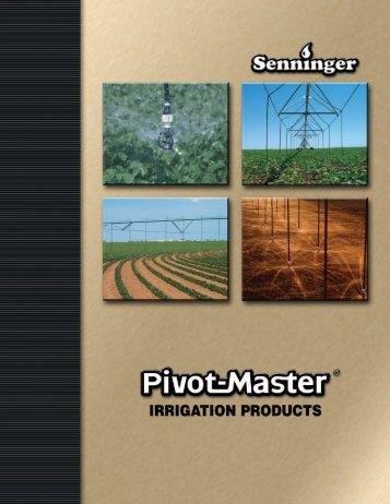 Pivot Catalog.pdf - Official Hydrus Website - centre Pivot Irrigation