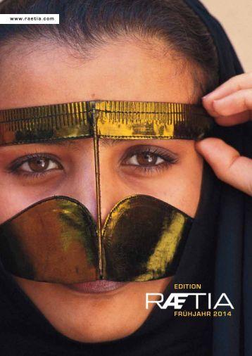Vorschau für Frühjahr 2014 - Edition Raetia