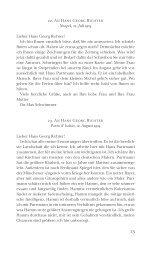 Leseprobe - Lehmstedt Verlag Leipzig