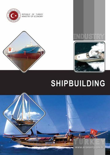 Shipbuilding Industry in Turkey