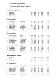 Sieben Berge Pokal 2012 LG - SSV-Alfeld