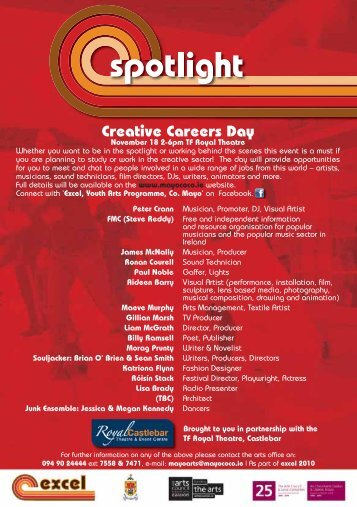 Creative Careers Day