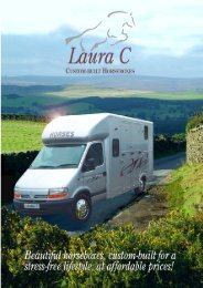 Publication1 - Horseboxes Yorkshire, Yorkshire Horseboxes ...