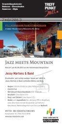 Ausgabe 07/08 – 2013 - Treffpunkt Jazz