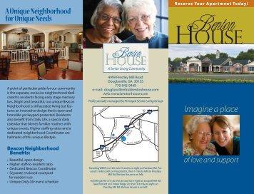 BH Douglasville.indd - Benton House