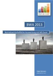 BWA 2013 Produktblatt - Pimp my chart