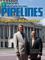 Download PDF - North American Oil & Gas Pipelines