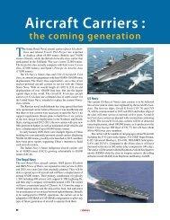Aircraft Carriers : - Vayu Aerospace