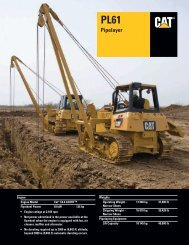 PL61 Product Brochure in English
