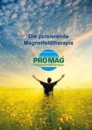 Die pulsierende Magnetfeldtherapie - Promag