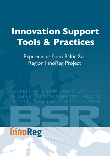 Innovation Support Tools & Practices