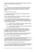Standards for education and training ToR - General Medical Council - Page 2