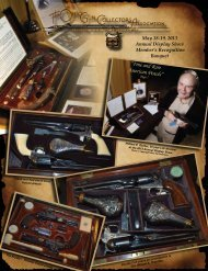 May 18-19, 2013 Member's Newsletter - Ohio Gun Collectors ...
