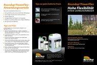 Forst Flyer 2013 - Roundup