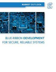 Blue-ribbon Development for Secure, Reliable Systems