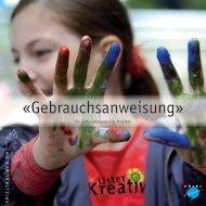 PDF Broschüre - Fachstelle SpielRaum
