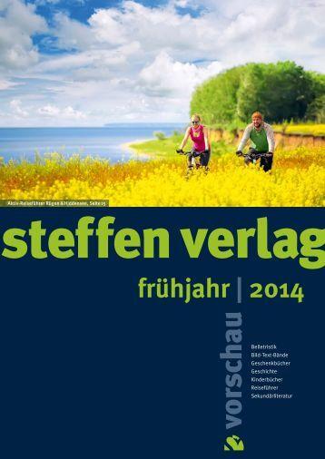 frühjahr | 2014 - Steffen Verlag