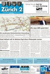 Die neue BZO polarisiert - Lokalinfo AG
