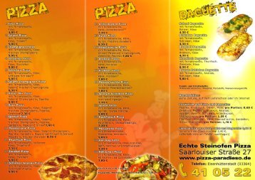ACDSee PDF Image. - Pizza Paradieso