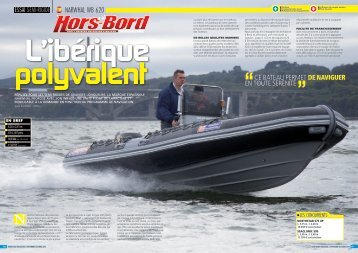 """narwhal wb 620 """"ce bateau permet de naviguer en toute ... - Jetmarine"""