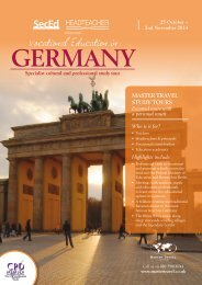 germany - SecEd
